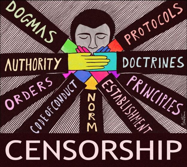 Trung Quốc: Chế độ kiểm duyệt đang tự cắt vào thịt mình