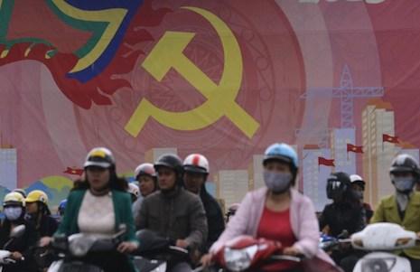 VIETNAM-RIGHTS-POLITICS-MEDIA